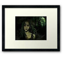 The Secret Keeper Framed Print