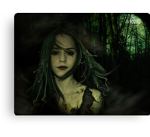The Secret Keeper Canvas Print