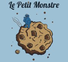 Tshirt The Little Monster - Le petit Monstre by Cidelacomte