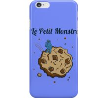 Tshirt The Little Monster - Le petit Monstre iPhone Case/Skin