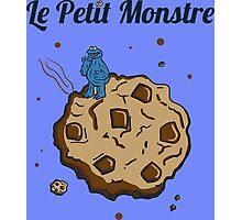 Tshirt The Little Monster - Le petit Monstre Photographic Print