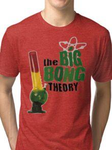 big bong theory Tri-blend T-Shirt