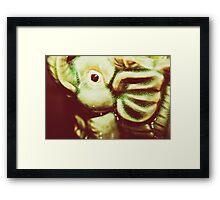 Elefante Origin Framed Print