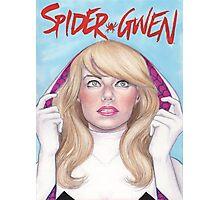 Spider-Gwen Photographic Print