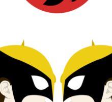 Hawkgirl Sticker