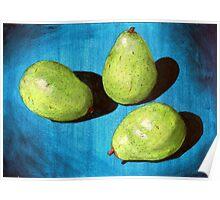 Spotlight on Anjou Pears Poster