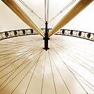 Sepia Eye by Philip Cozzolino