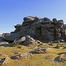 Dartmoor: Middle Staple Tor by Rob Parsons