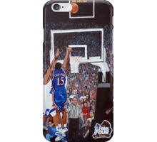 A Shot to Remember - 2008 National Champions iPhone Case/Skin