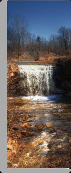 Fonferek Falls by Jigsawman