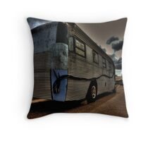 On The Road Again..? Throw Pillow