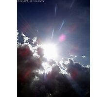 Angels in the Sky Photographic Print
