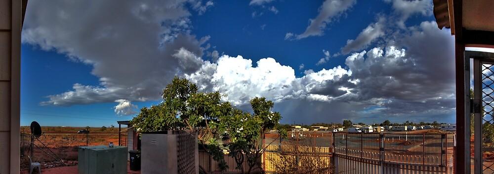 Backyard Panoramic Experience by Ben Mattner