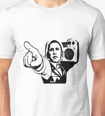 U got the beat Unisex T-Shirt