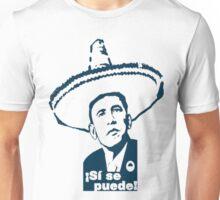 Si Se Puede Obama Unisex T-Shirt