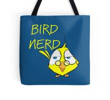 Bird Nerd Funny Ornithology T Shirt Tote Bag