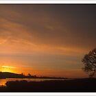 Holowell Sunrise by StephenRB