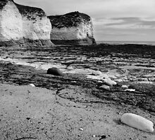 Flamborough Head Coastline by StephenRB