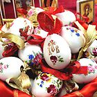Still-life with wonderful Easter Eggs    by kindangel