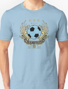Manchester City Champions T-Shirt