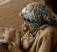 Old Lady by Rob Hawkins
