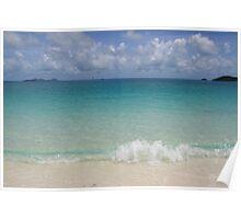 Whitehaven Beach Poster
