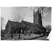 St. Andrews ChurchNorth East view Poster