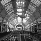 QVB Roof by Mark Kent