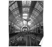 QVB Roof Poster