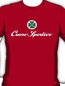 cuore sportivo T-Shirt
