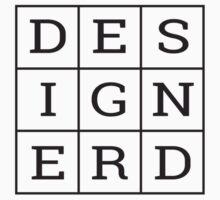 Design Nerd Kids Tee