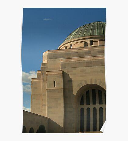 Canberra: National War Memorial 003 Poster