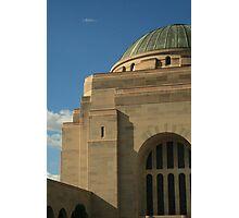 Canberra: National War Memorial 003 Photographic Print