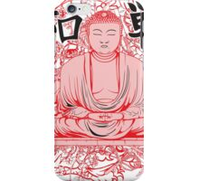 goutom buddho design t-shirt iPhone Case/Skin