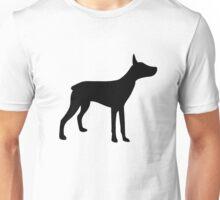 Miniature Pinscher Dog Unisex T-Shirt