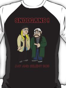 Snoogans Jay and Silent T-Shirt