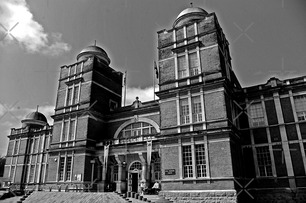 The Royal Engineers Museum by Kim Slater