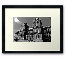 The Royal Engineers Museum Framed Print