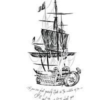 Larry tattoo by drawpassionn