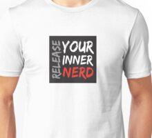 Release Your Inner Nerd Unisex T-Shirt