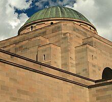 Canberra: National War Memorial 001 by Kezzarama