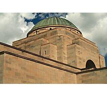 Canberra: National War Memorial 001 Photographic Print