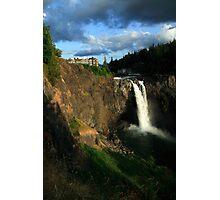 Snoqualmie Falls, Washington, USA Photographic Print