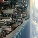 Gold Coast view by footsiephoto