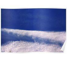 Snow Drift Poster