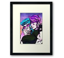 You know what I want Framed Print