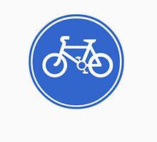 Bicycle Symbol Unisex T-Shirt