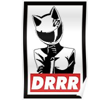 Durarara celty obey Poster