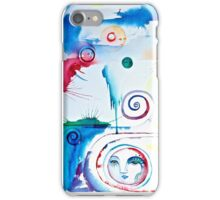The Great Leap Forward iPhone Case/Skin