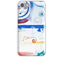 Transfixed at Dawn iPhone Case/Skin